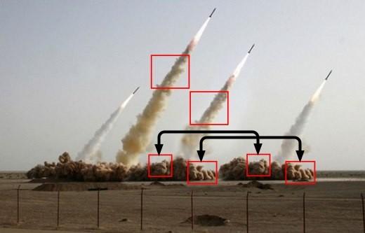 توان نظامی ايران
